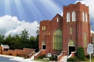 Lomax A.M.E. Zion Church